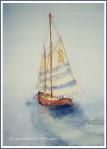 Sailing on Blue Seas