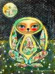 Hallowed Night Bunny